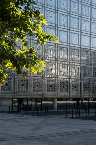 Arab World Institute - Jean Nouvel