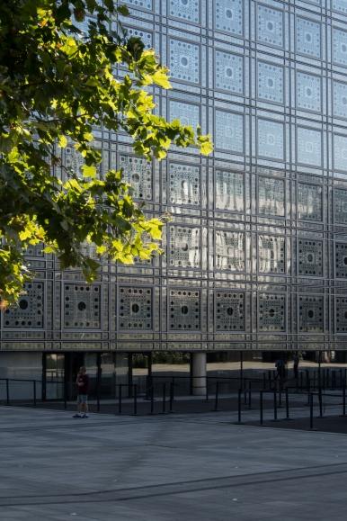 Arab World Institute - Jean Nouvel