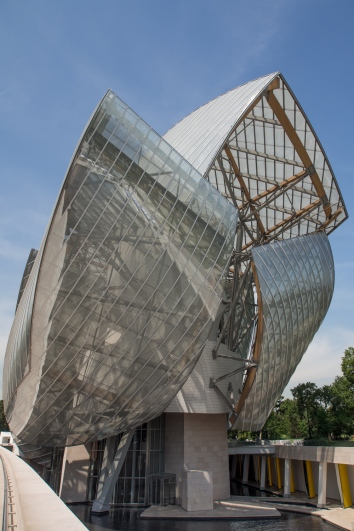 Louiss Vuitton Foundation - Gehry