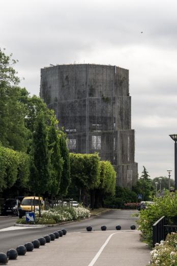 Water tower in Noisy