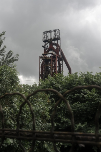 Steel mill in Hyange