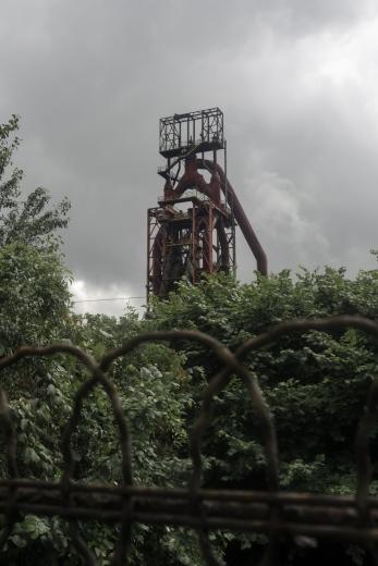Steel mill in Hyange