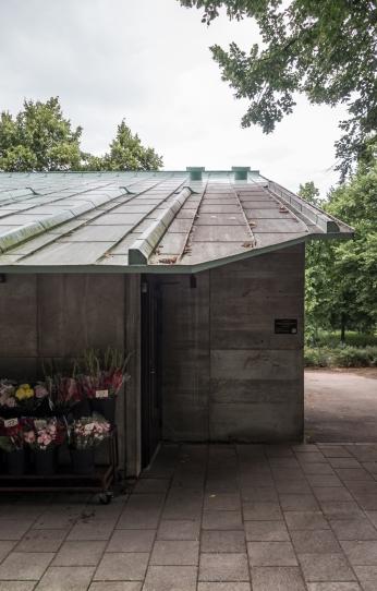 Lewerentz flower shop